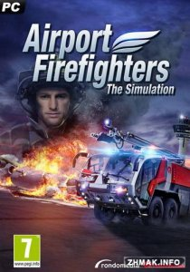 Airport Firefighters: The Simulation (2015/RUS/ENG/MULTi6)