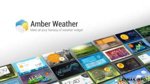Amber Weather v1.4.0 [Unlocked]