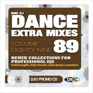 DMC - Dance Extra Mixes Vol.89 (2015)