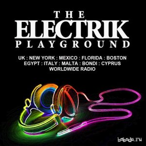 Andi Durrant & High Contrast - The Electrik Playground (30 May 2015) (2015-05-30)
