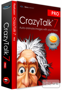 CrazyTalk  Pro 7.32.3114.1 + Rus + Custom Content Packs