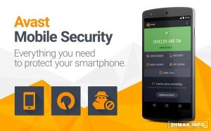 Avast! Mobile Security & Antivirus Premium 4.0.7886