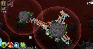 Angry Birds Space HD v2.1.4 + Mod Power-Ups/Unlocked