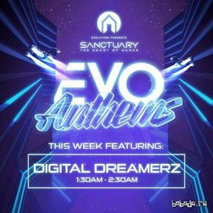 Digital Dreamerz - Live @ Evo Anthems Night (2015)
