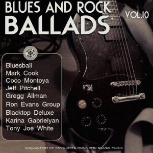 Blues and Rock Ballads Vol.10 (2015)