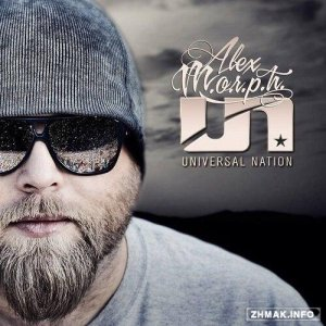 Alex M.O.R.P.H. - Universal Nation 010 (2015-06-08)