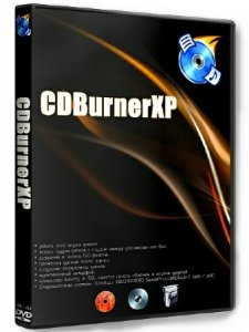 CDBurnerXP 4.5.5 Buid 5666 Final + Portable