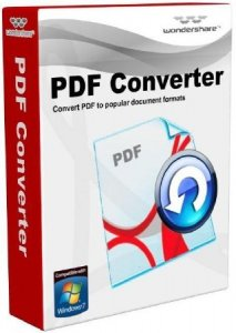 Wondershare PDF Converter Pro 4.1.0.1 + Rus | Portable by Speedzodiac