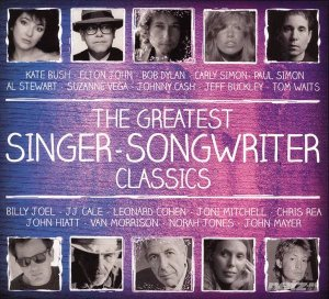 Various Artists - The Greatest Singer-Songwriter Classics 3CD (2015) Flac/Mp3