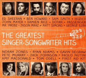 Various Artists - The Greatest Singer-Songwriter Hits (2 CD) 2015 Flac/Mp3