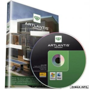 Abvent Artlantis Studio 6.0.2.12 Final (Win64)