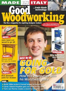 Good Woodworking №294 (July 2015)
