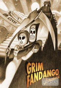 Grim Fandango Remastered v.1.4.0 (2015/RUS/ENG/MULTi6/RePack by R.G. Steamgames)
