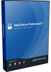 Able2Extract Professional 9.0.10.0
