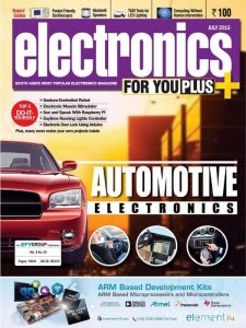 Electronics For You №7 (July 2015)