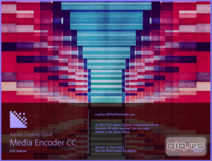 Adobe Media Encoder CC 2015 9.0.0.222 RePack by D!akov