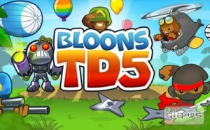 Bloons TD 5 v.2.16.2 + Mod (Android)