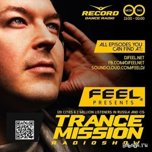 DJ Feel presents - TranceMission (29-06-2015)