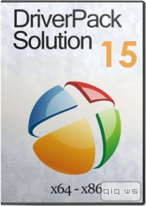 DriverPack Solution 15.7 + Драйвер-Паки 15.06.5 (2015/ML/RUS)