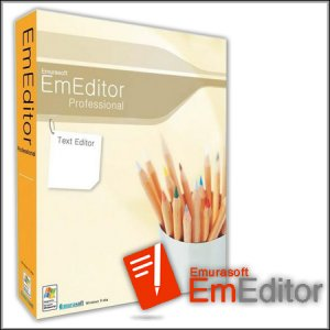 Emurasoft EmEditor Professional 15.1.6 Final + Portable