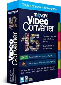 Movavi Video Converter 15.2.3 (2015) RUS RePack by KpoJIuK