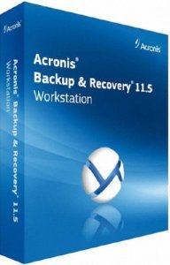 Acronis Backup Advanced Workstation / Server 11.5.43994 + Universal Restore (2015/RUS)