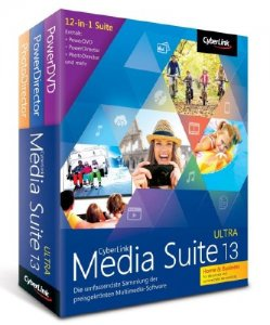 CyberLink Media Suite Ultra 13.0.0713.0 Final (2015/ML/ENG)