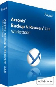 Acronis Backup Advanced Workstation / Server 11.5.43994 + Universal Restore (Официальная русская версия!)