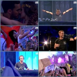 Armin van Buuren - Live at Tomorrowland 2015