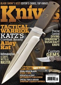 Knives Illustrated №5 (September-October 2015)