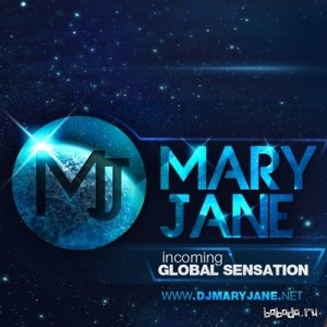 DJ Mary Jane - Global Sensation 056 (2015-08-11)