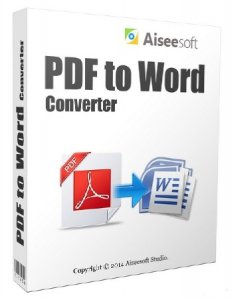 Aiseesoft PDF to Word Converter 3.2.56 + Rus