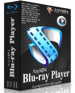 AnyMP4 Blu-ray Player 6.1.62 + Rus