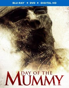 День мумии / Day of the Mummy (2014) HDRip/BDRip 720p
