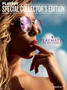Playboy. Special Collector's Edition. Playmates Of The World (September 2015)