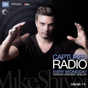 Captured Radio with Mike Shiver 431 (2015-09-02) guest Jonas Hornblad