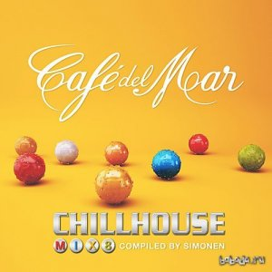 Cafe Del Mar: ChillHouse Mix 8 (2015)