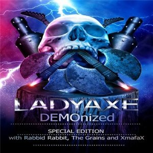 LadyAxe - Demonized [Special Edition] (2015)