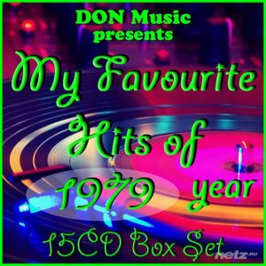 VA - My Favourite Hits of 1979 [15CD] (2015) FLAC