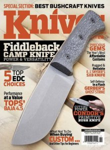 Knives Illustrated №6 (November 2015)