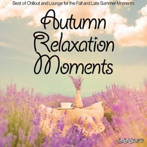 Autumn Relaxation Moments Best of Chillout and Lounge for the Fall and Late Summer Moments (2015)