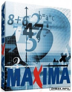 Maxima (wxMaxima 15.08.2) 5.37.2 ML/RUS + Portable