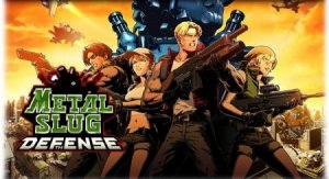 Metal Slug Defense v1.33.1 [Unlimited MSP/Medals/BP/Rus/Android]