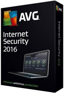 AVG Internet Security 2016 16.0.7161