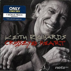 Keith Richards - Crosseyed Heart (Best Buy Edition) (2015)