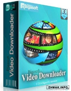 Bigasoft Video Downloader Pro 3.10.1.5770