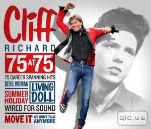 Cliff Richard - 75 At 75 (2015)