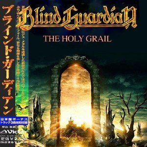 Blind Guardian - The Holy Grail (Compilation) (2015)