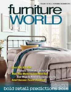 Furniture World №6 (November-December 2015)
