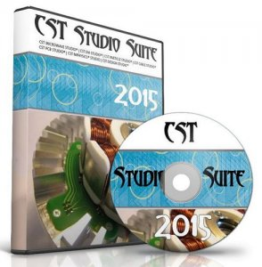 CST Studio Suite 2015 SP1 (x86-x64)